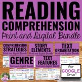 Reading Comprehension Mini Books - The BUNDLE!