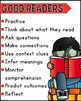 Good Readers Poster - FREE!