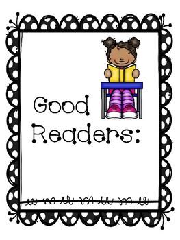 Good Readers Poster Set