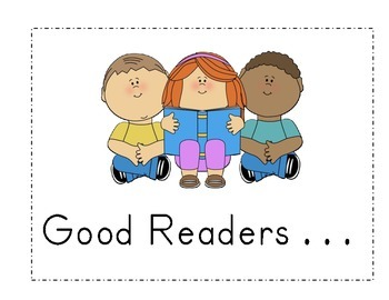 Good Readers Posters