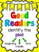 Reading Comprehension Posters BUNDLE