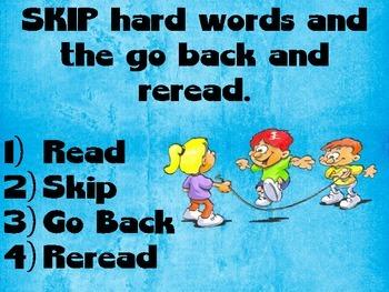 Good Reading Strategies
