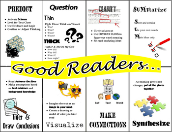 Good Reader Strategies