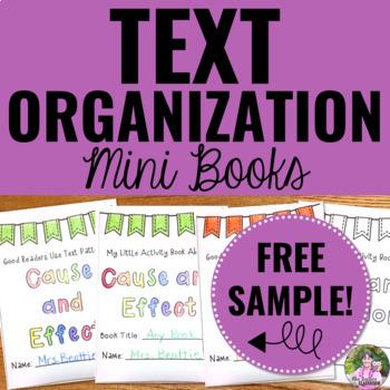 Text Organization FREEBIE