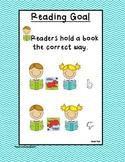 Good Reading Habits-- Emergent Reader