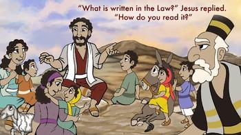 Good Samaritan [Bible Study]