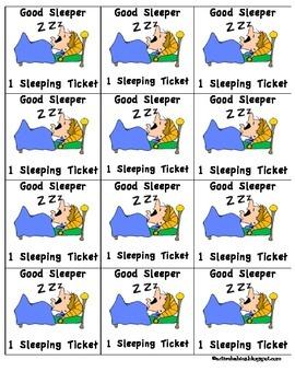 Good Sleeper Tickets