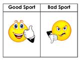 Good Sport Bad Sport