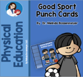 Good Sport Punch Cards