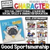 Good Sportsmanship - Character Education | Social Emotional Learning SEL