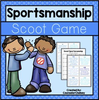Good Sportsmanship Scoot Game