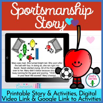 Good Sportsmanship Story & Activities