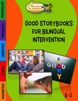 Good Storybooks for Bilingual Intervention - FREEBIE