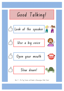 Good Talking! Poster