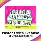 Good Teaching | 18x24 | Posters with Purpose
