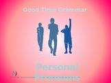 Good Time Grammar Personal Pronouns