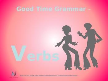 Good Time Grammar Verbs
