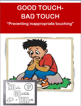 """Good Touch-Bad Touch, lesson &""""Underwear, Swimsuit Rule""""-activities"""