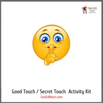 Good Touch / Secret Touch Classroom Activity Kit