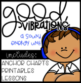 Good Vibrations Sound Energy unit 20 inquiry based lessons for little physicists