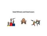 Good Winners Good Losers Social Story