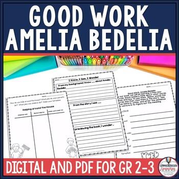 Good Work, Amelia Bedelia I Can Read Level 2