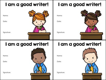 Good Writer Poster