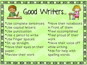 Good Writers...