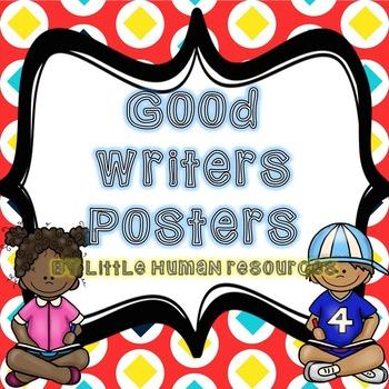 Good Writers