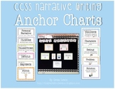 Good Writers... CCSS Narrative Writing Anchor Charts