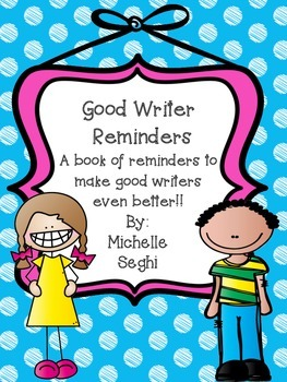 Good Writers Handbook
