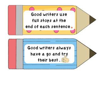 Good Writers Pencil Pointers