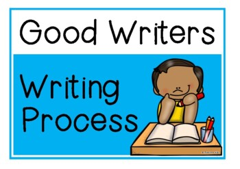 Good Writers' Writing Process