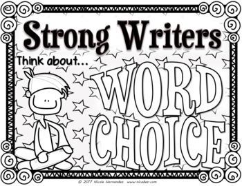 Writers Workshop - Good Writing Matters - 23 Black 'n White Posters