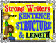 Writers Workshop - Good Writing Matters - 23 Colored Posters