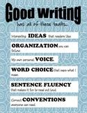 Good Writing Poster