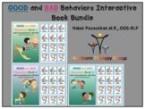 Good and Bad Behaviors Interactive Book Bundle