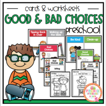 Good and Bad Choices by Preschool