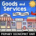 Goods and Services: Primary Economics