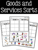 Good and Services Sort