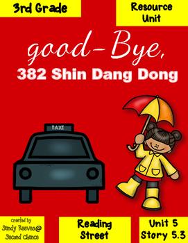 Good-bye 382 Shin Dang Dong 3rd Grade Reading Stree Resource Pack