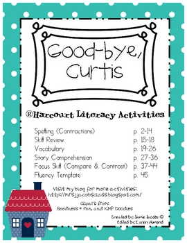 Good-bye, Curtis (Supplemental Materials)