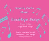 Good Bye  Songs