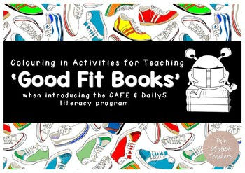 Good fit books for CAFE/Daily5 literacy