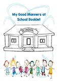 Good manners booklet