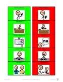 Good vs. Bad Choices Visual Supports for Classroom