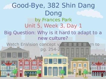 Goodbye, 382 Shin Dang Dong Powerpoint Reading Street 3.5.3