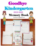 """Goodbye Kindergarten"" Memory Book"