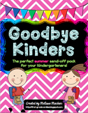 End of the Year Activities - Kindergarten - Distance Learning