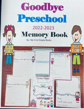 Goodbye Preschool